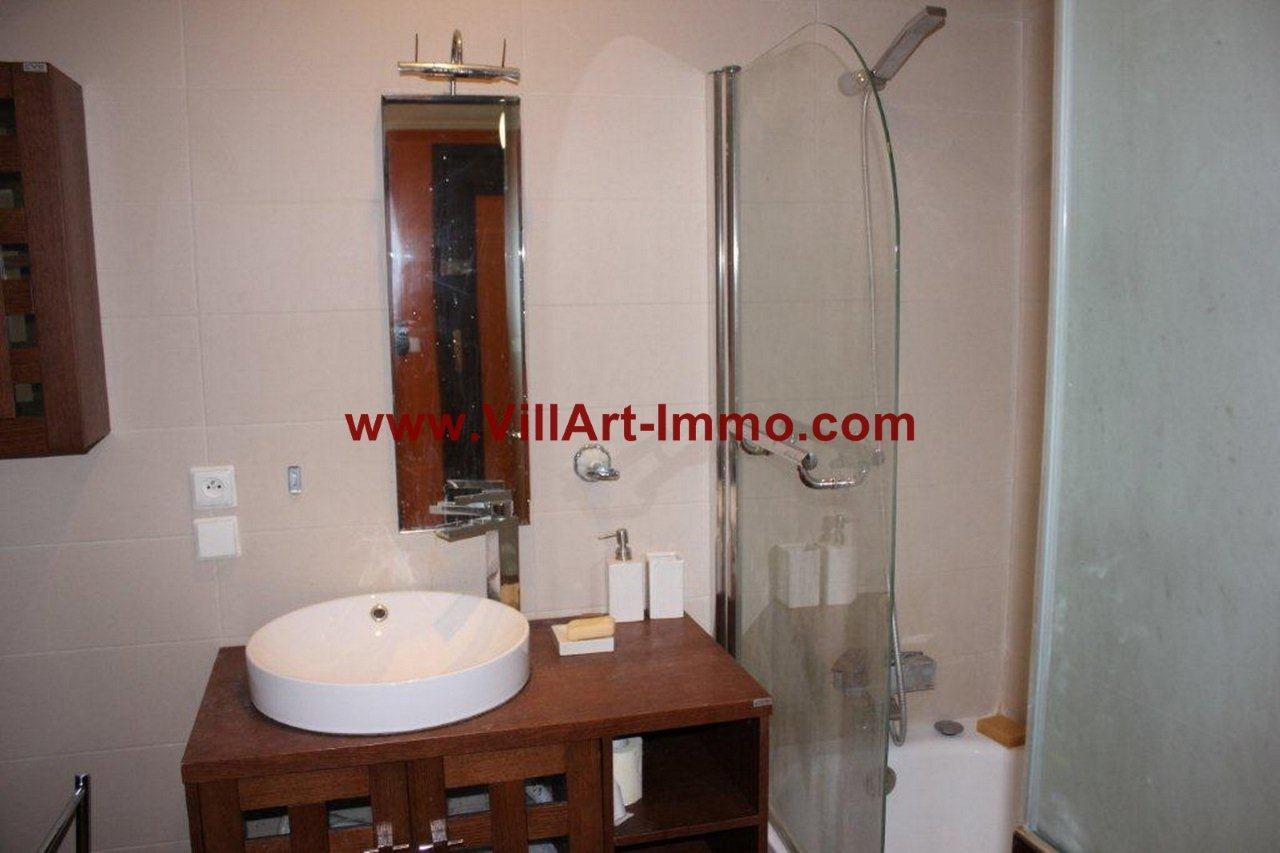 9-Vente-Appartement-Tanger-Centre-Ville-Salle de Bain 1-VA277-Villart Immo