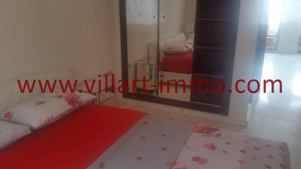 10-A vendre-Tanger-Appartement-Centre ville-Chambre principale-VA612