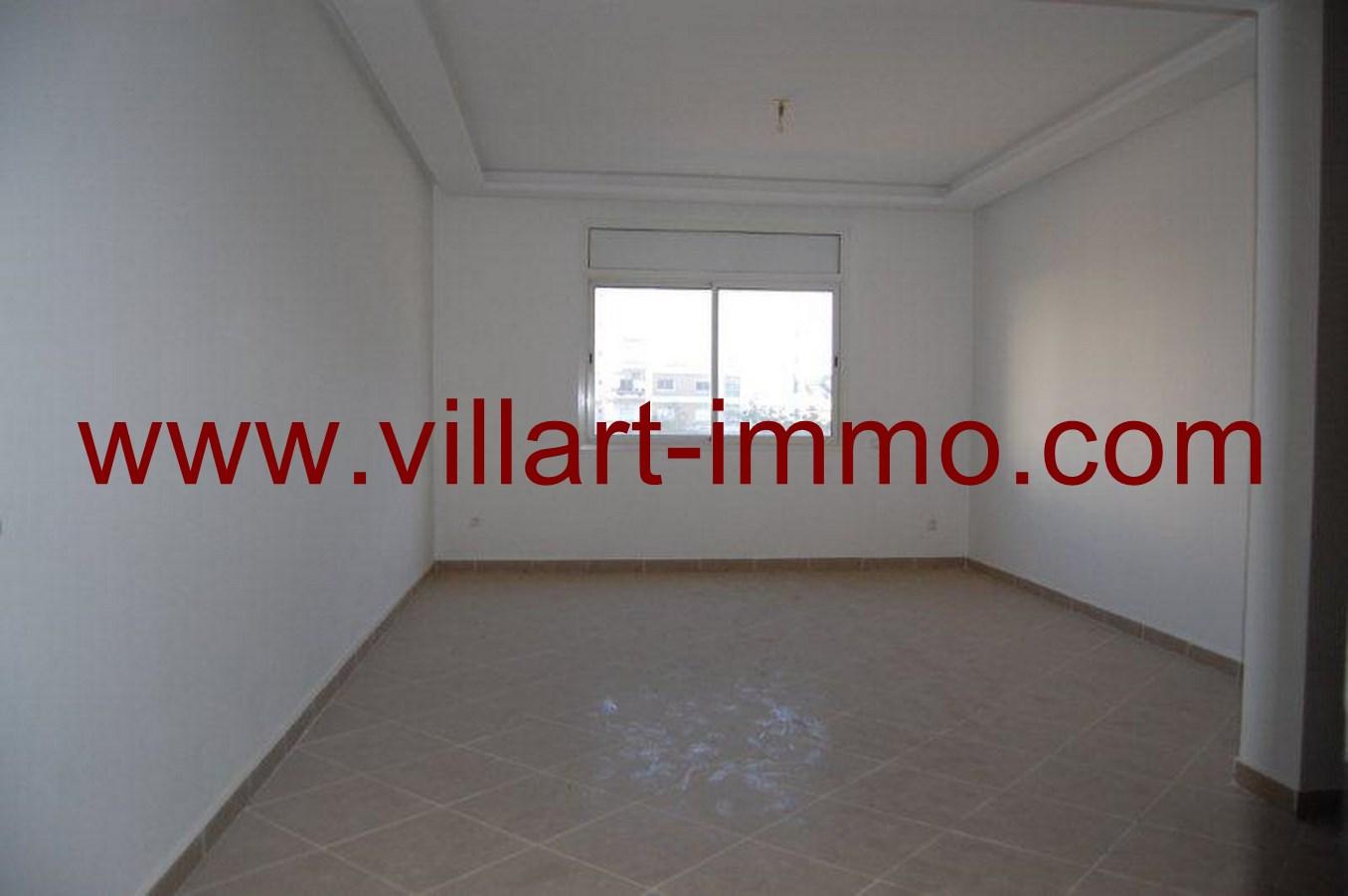 2-Location-Tanger-Appartement-Non meublé-L603-Salon
