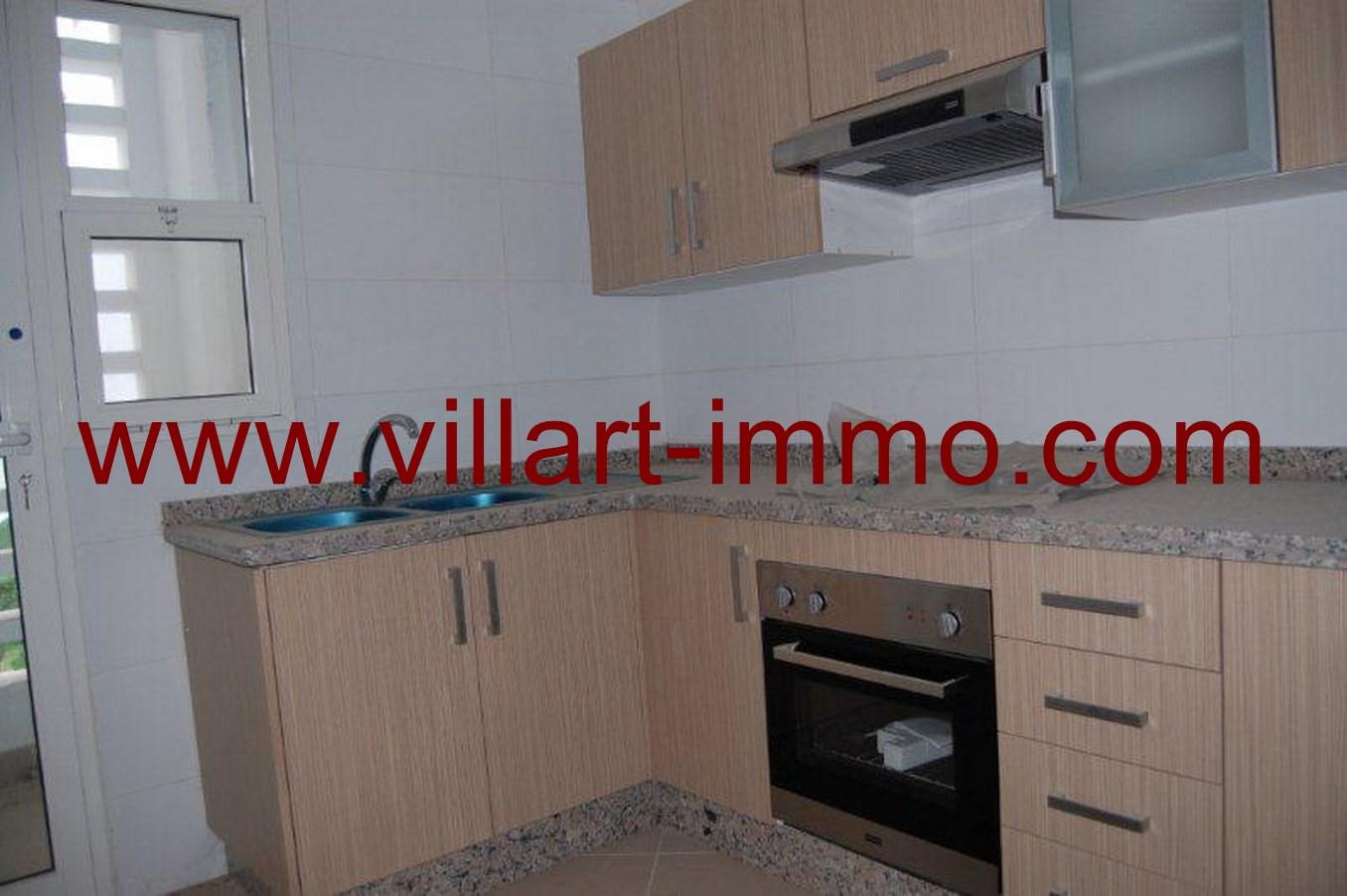 3-Location-Tanger-Appartement-Non meublé-L603-Cuisine