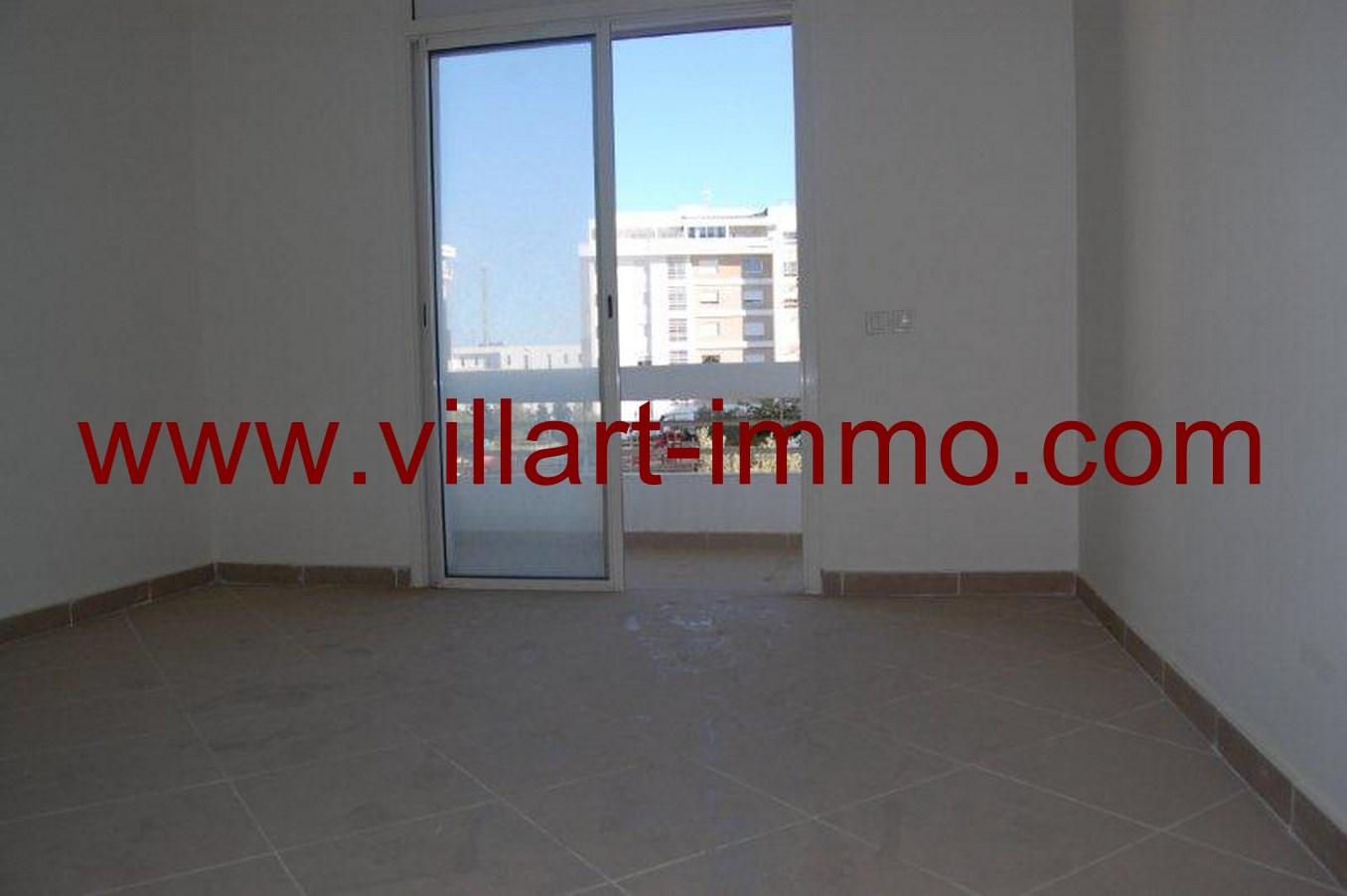 4-Location-Tanger-Appartement-Non meublé-L603-Chambre