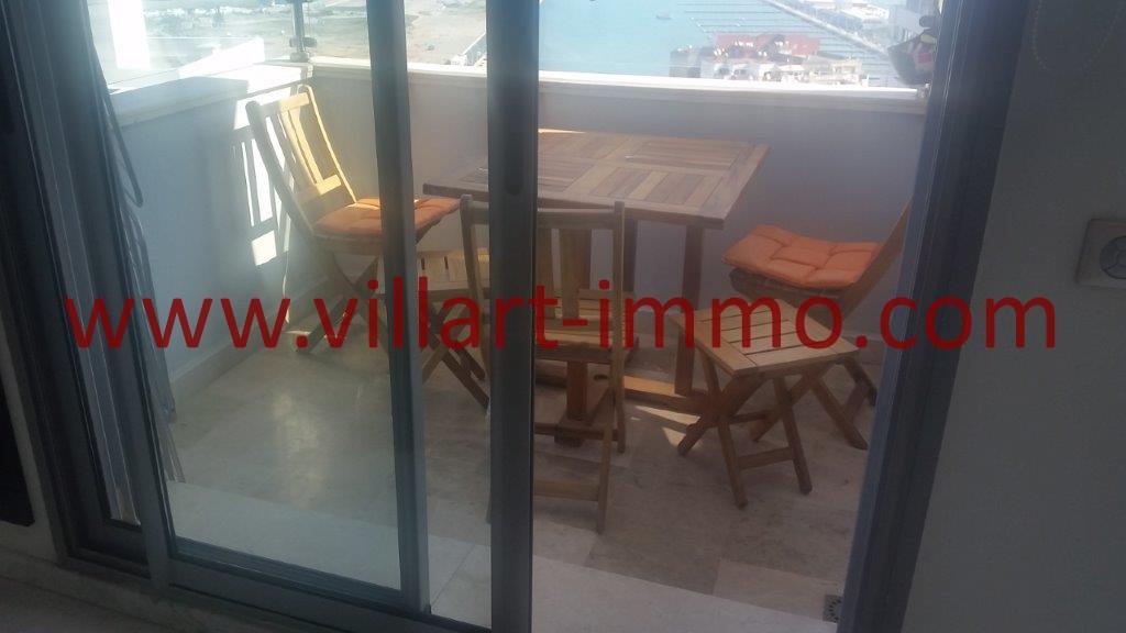 5-A vendre-Tanger-Appartement-Centre ville-Balcon-VA612