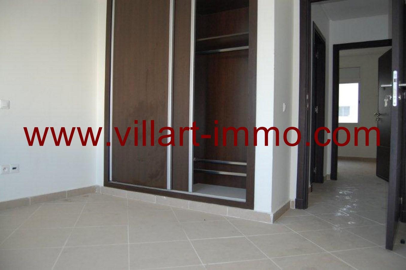 5-Location-Tanger-Appartement-Non meublé-L603-Chambre