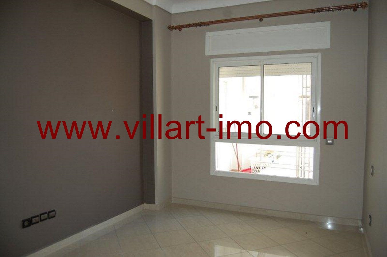 6-Location-Appartement-Non meublé-Tanger-Iberia-Chambre 1'-L484-Villart immo