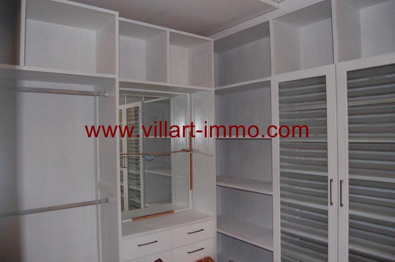 10-A louer-Appartement-Non meublé-Tanger-Chambre'-L905-Villart immo