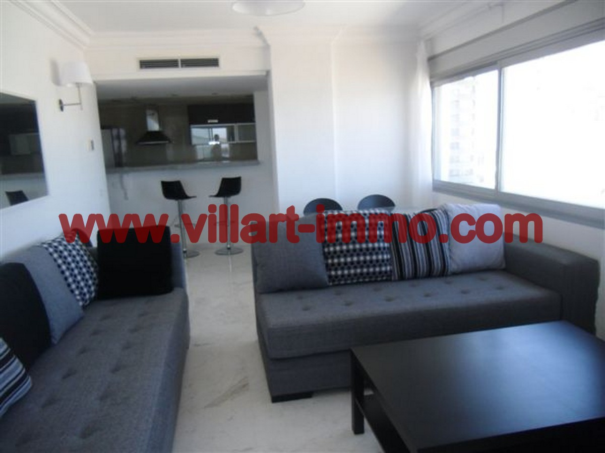1-Location-Appartement-meublé-Tanger-Centre-Ville-Salon-L244-Villart-immo
