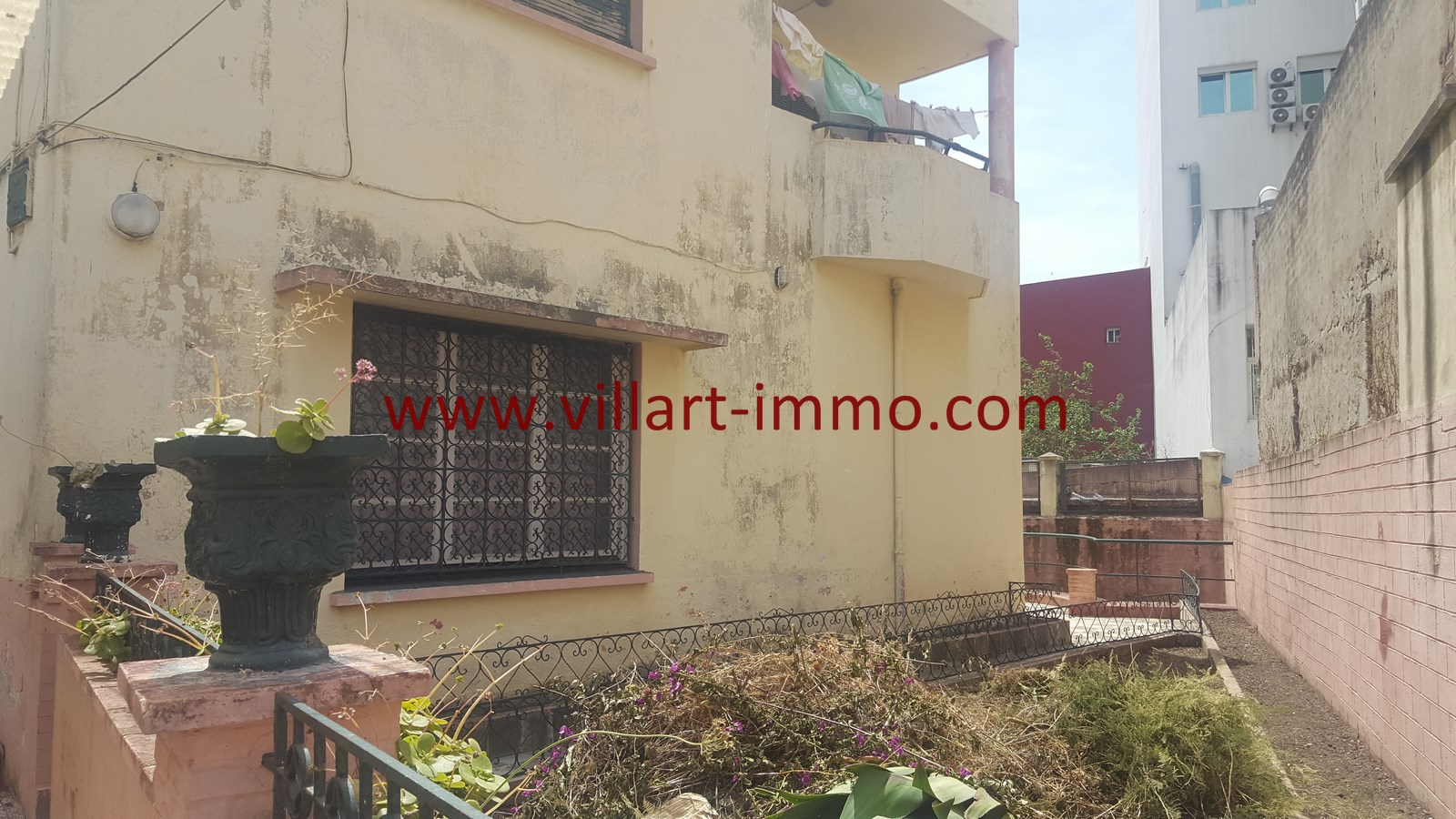 2-Vente-Maison-Tanger-Centre Ville-Jardin 1-VM499-Villart Immo