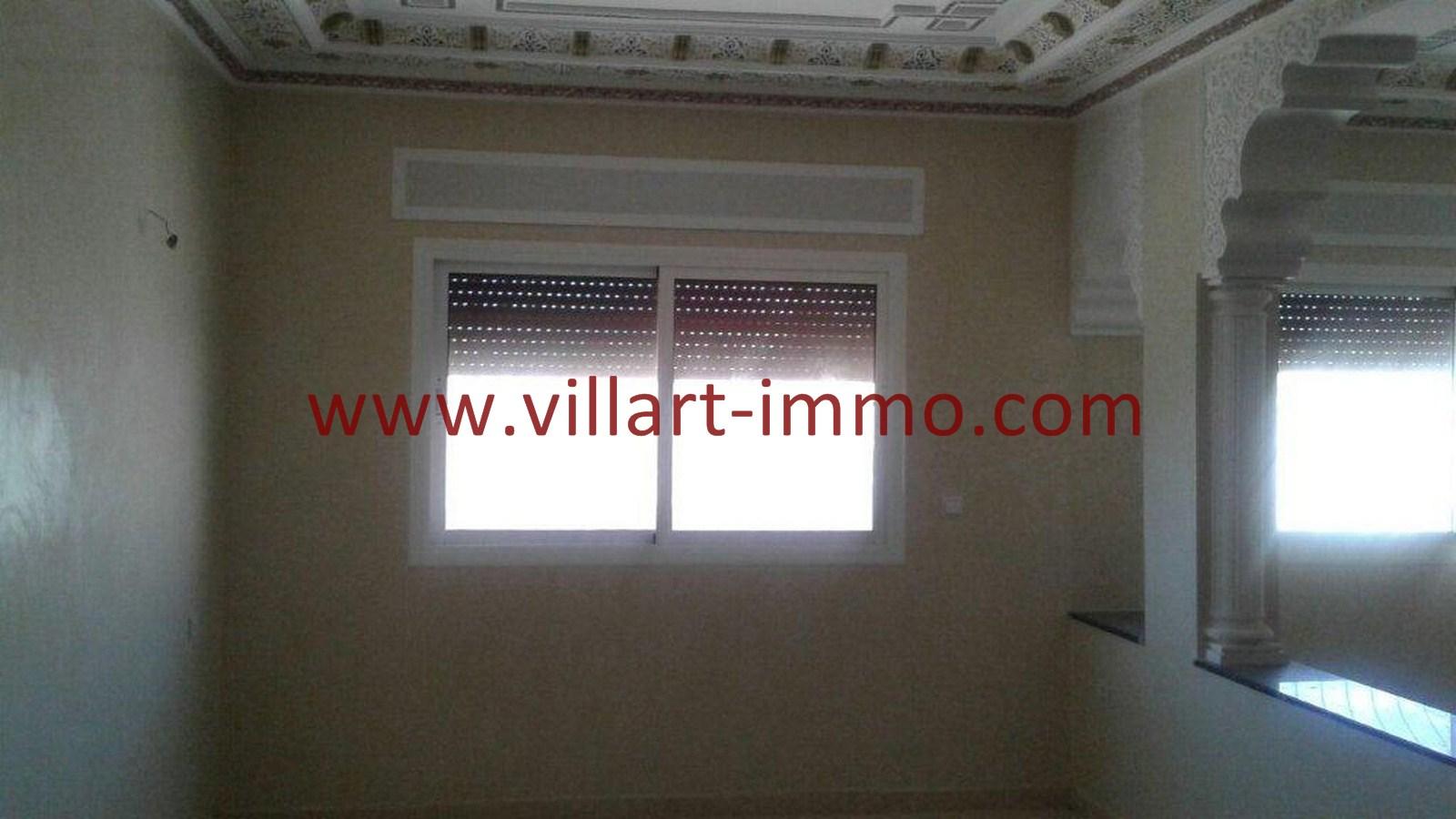 2-Vente-Maison-Tanger-Mojahidine -Salon 2-VM500-Villart Immo