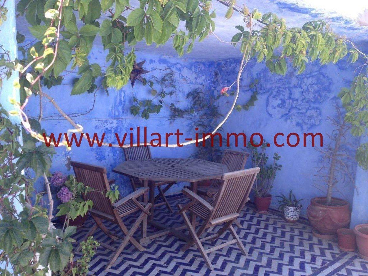 11-Vente-Maison-Assilah-Médina-Terrasse 4 -Villart Immo (Copier)