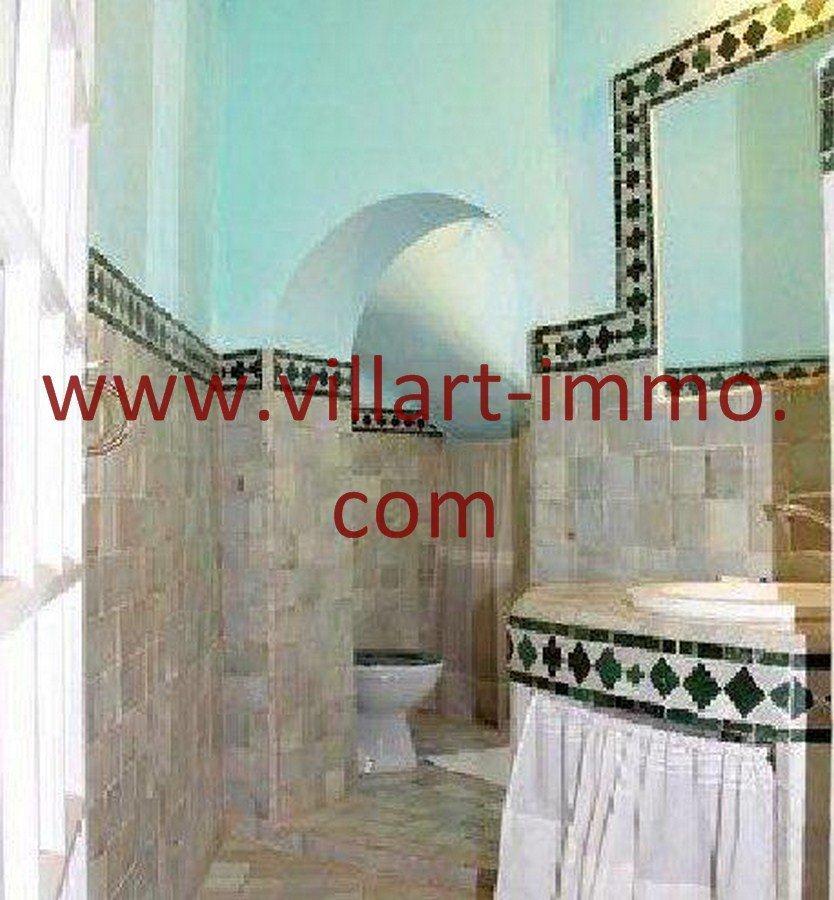 12-Vente-Maison-Assilah-Médina-Salle de bain -Villart Immo (Copier)