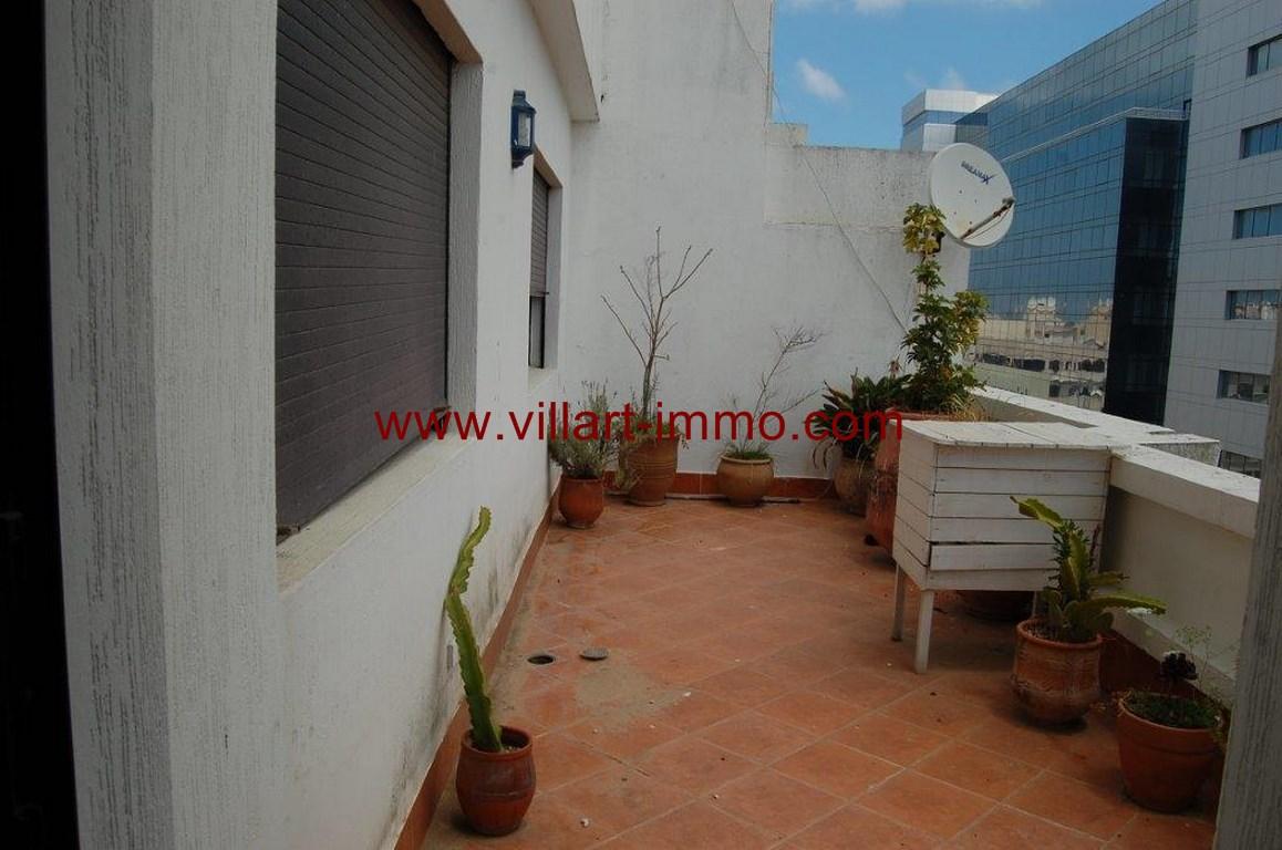 3-location-appartement-non meublé-Tanger-centre ville-Terrasse 1-L1053