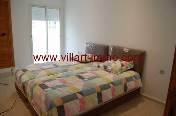 5-Location-Appartement-Meublé-Tanger-Nejma-Chambre 2-L1023-Villart immo