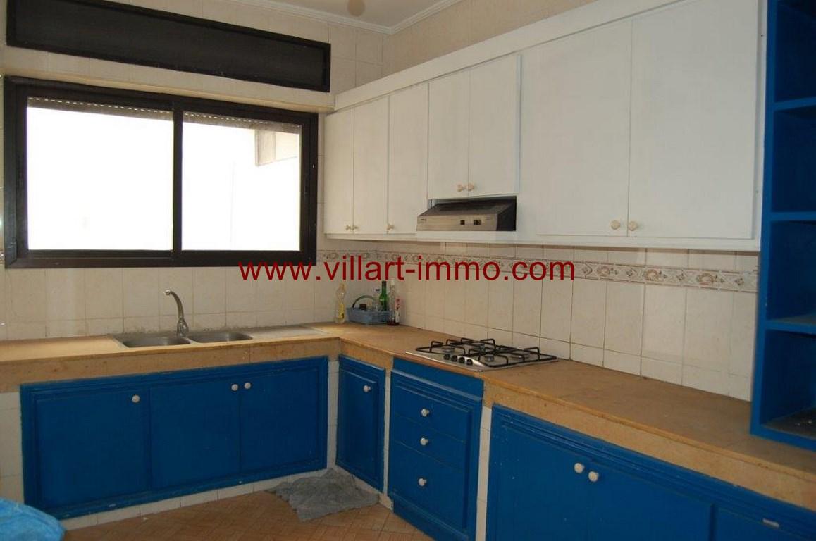 5-location-appartement-non meublé-Tanger-centre ville-Cuisine-L1053