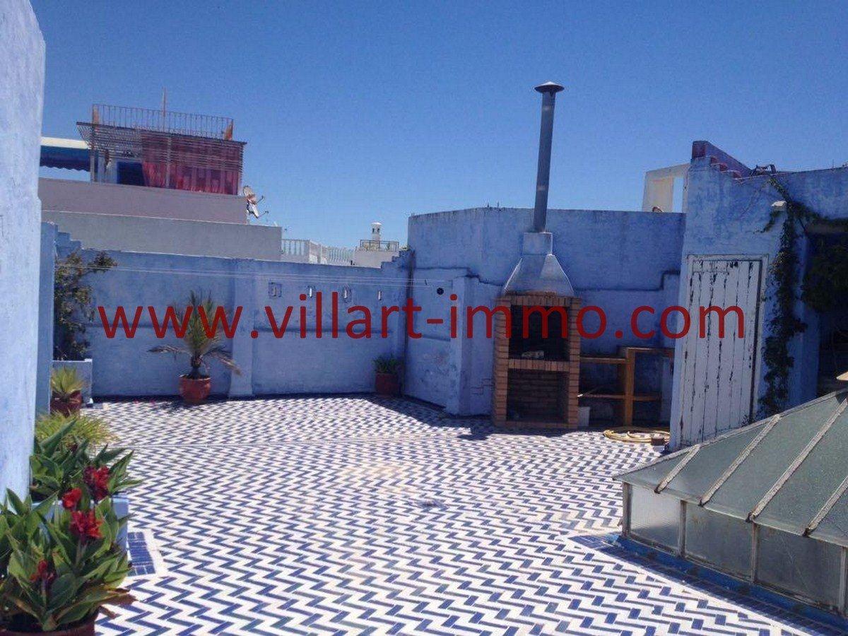 9-Vente-Maison-Assilah-Médina-Terrasse 2 -Villart Immo (Copier)