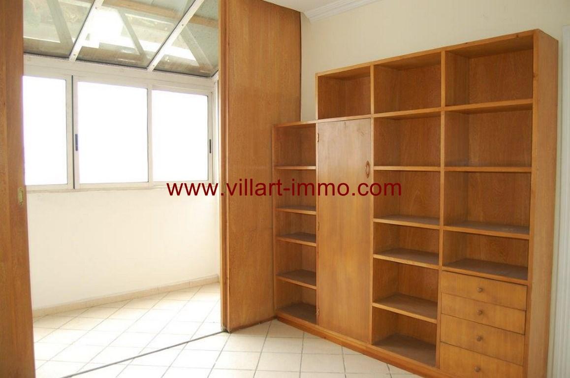 9-location-appartement-non meublé-Tanger-centre ville-Chambre 3-L1053