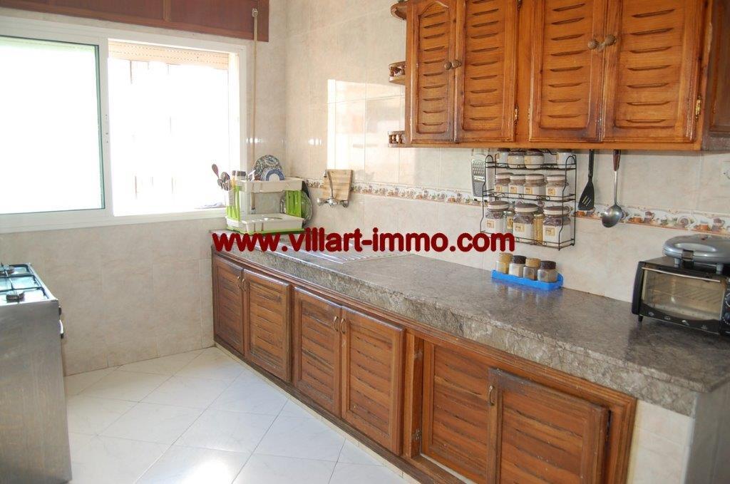 7-Location-Appartement-Non meublé-Centre ville-Cuisine-Agence immobiliere-Tanger-L1054