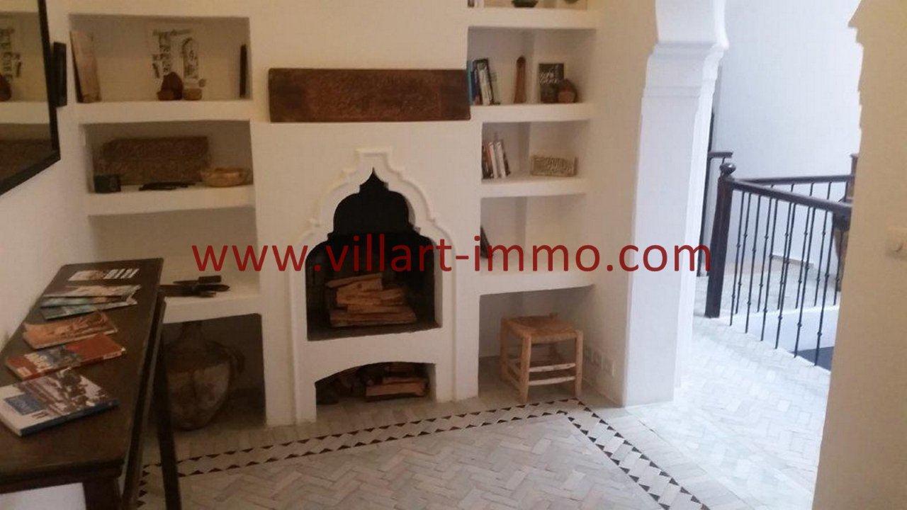 1-Vente-Maison-Tanger-Médina-Salon 1-VM527-Villart Immo