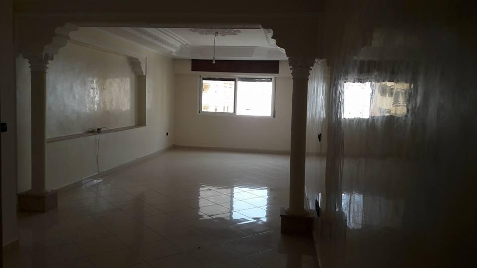 2-Location-appartement-Non meublé-Tanger-Quartier administratif-salon2-L1069