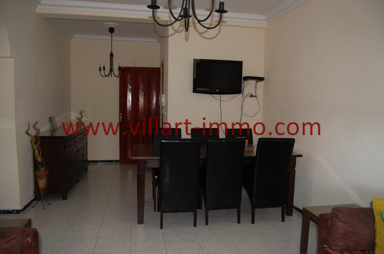 3-Vente-Appartement-Tanger-Salle à manger-VA530-Villart Immo