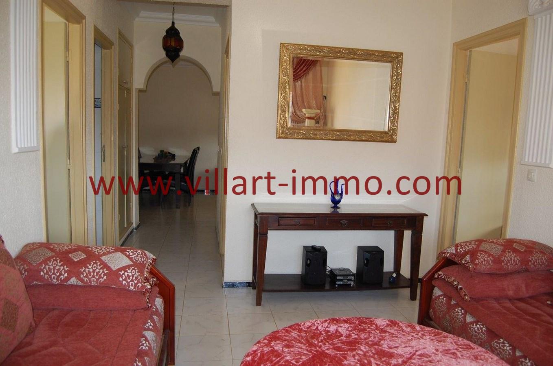 5-Vente-Appartement-Tanger-Séjour 2-VA530-Villart Immo