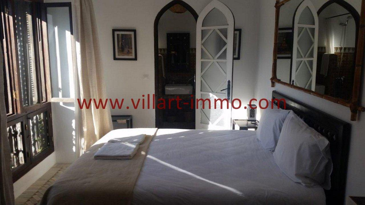 6-Vente-Maison-Tanger-Médina-Chambre 1-VM527-Villart Immo