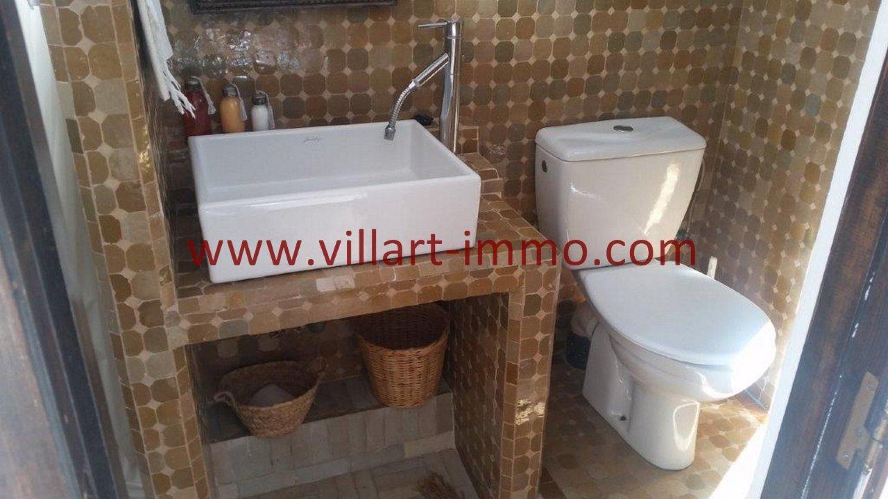 8-Vente-Maison-Tanger-Médina-Salle de bain -VM527-Villart Immo