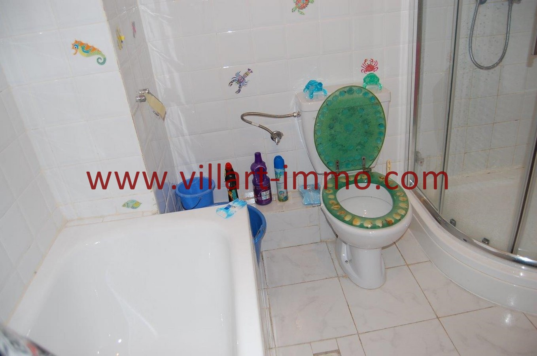 9-Vente-Appartement-Tanger-Salle de Bain-VA530-Villart Immo