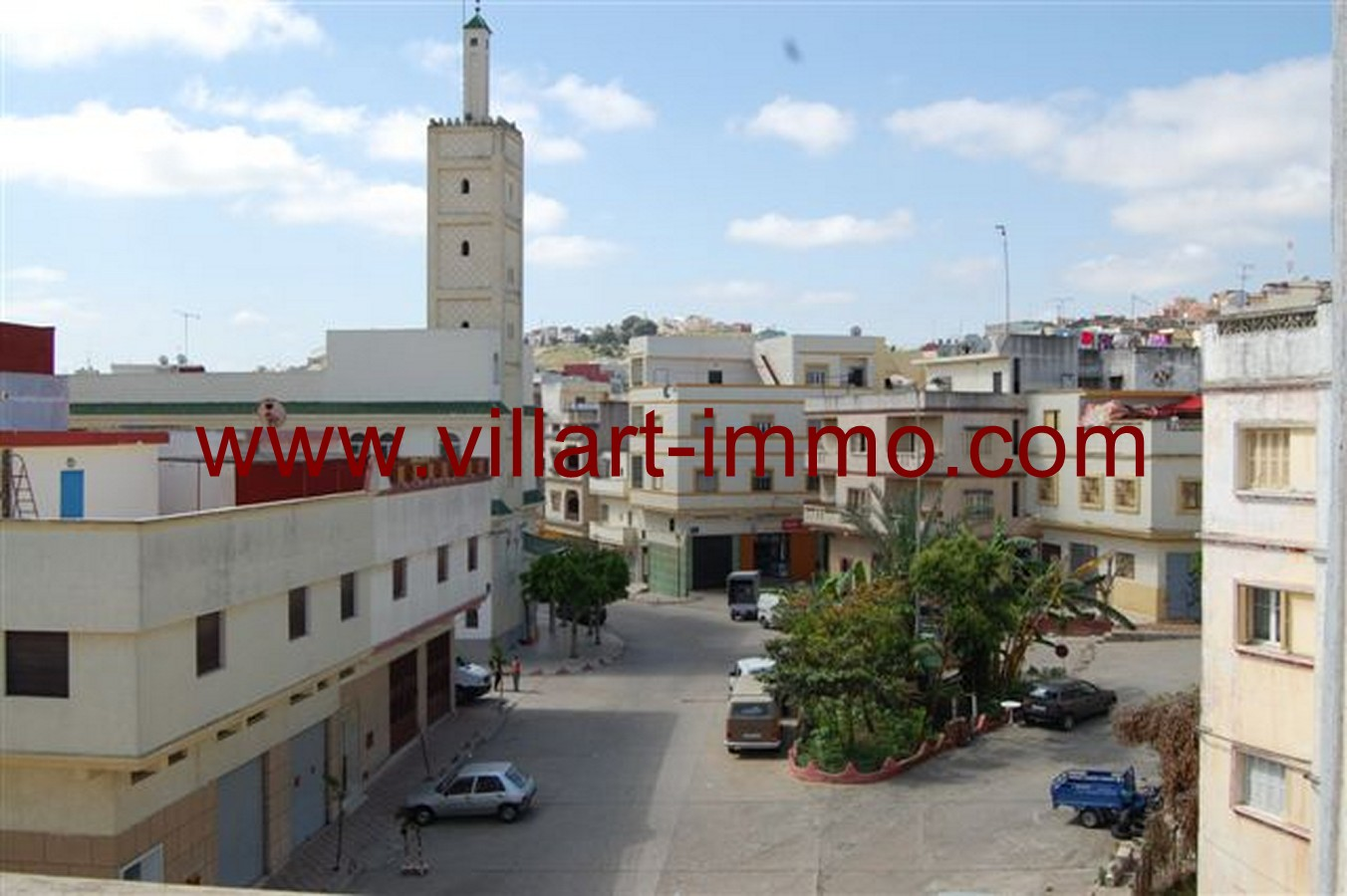 1-Vente-Appartement-Tanger-Vue-VA532-Jirari-Villart Immo