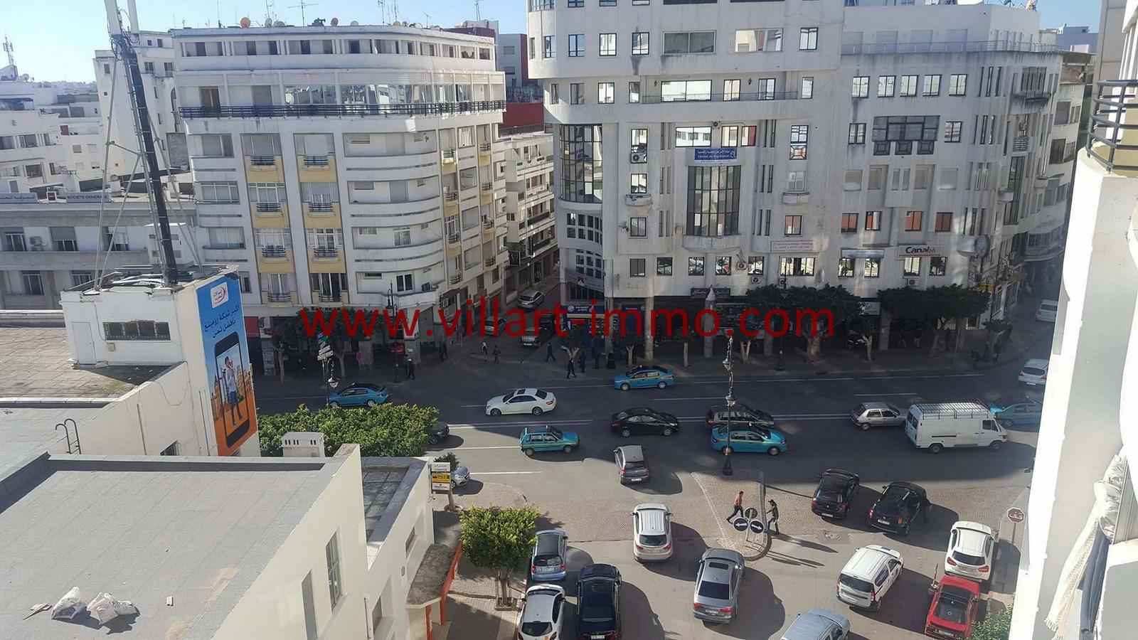 3-Vente-Appartement-Centre-ville-Tanger-Vue 1-VA531-Villart Immo