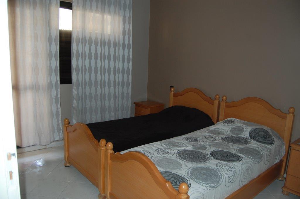 5-Location-Appartement-Meublé-F3-Courte durée-Chambre 1-Agence immobiliere-Tanger-LSAT1083