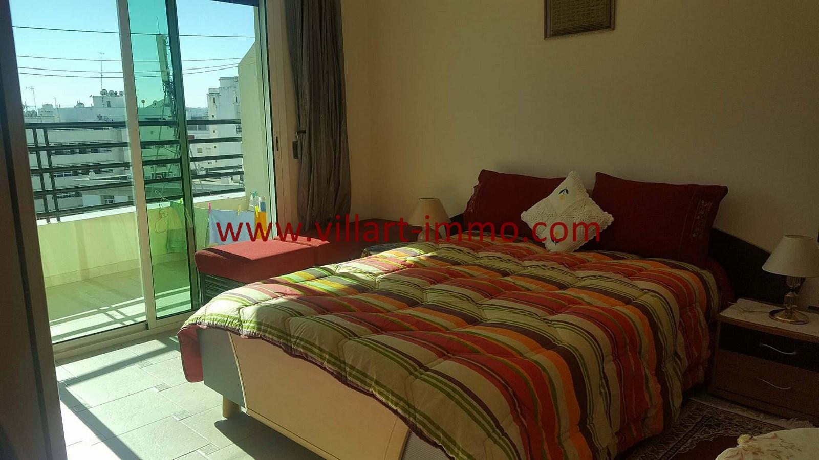 5-Vente-Appartement-Centre-ville-Tanger-Chambre 2-VA531-Villart Immo