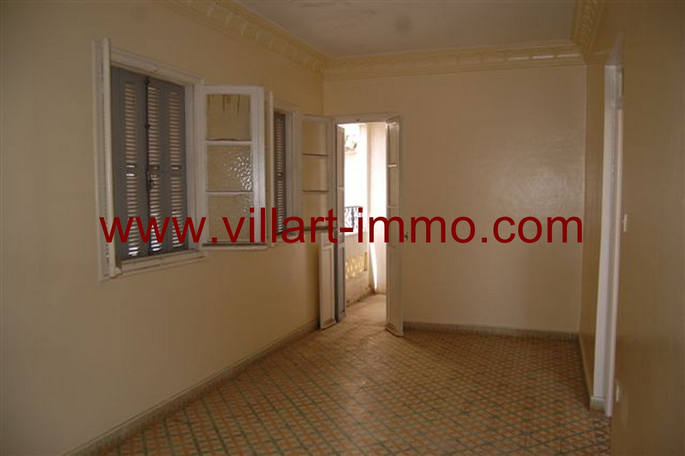 6-Vente-Appartement-Tanger-Chambre -VA532-Jirari-Villart Immo