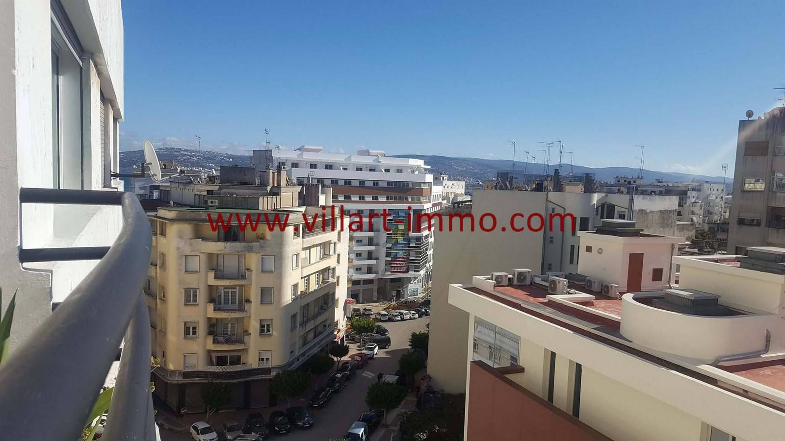 7-Vente-Appartement-Centre-ville-Tanger-Vue 2-VA531-Villart Immo