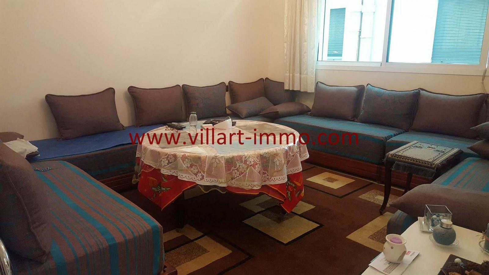 8-Vente-Appartement-Centre-ville-Tanger-Chambre 3-VA531-Villart Immo