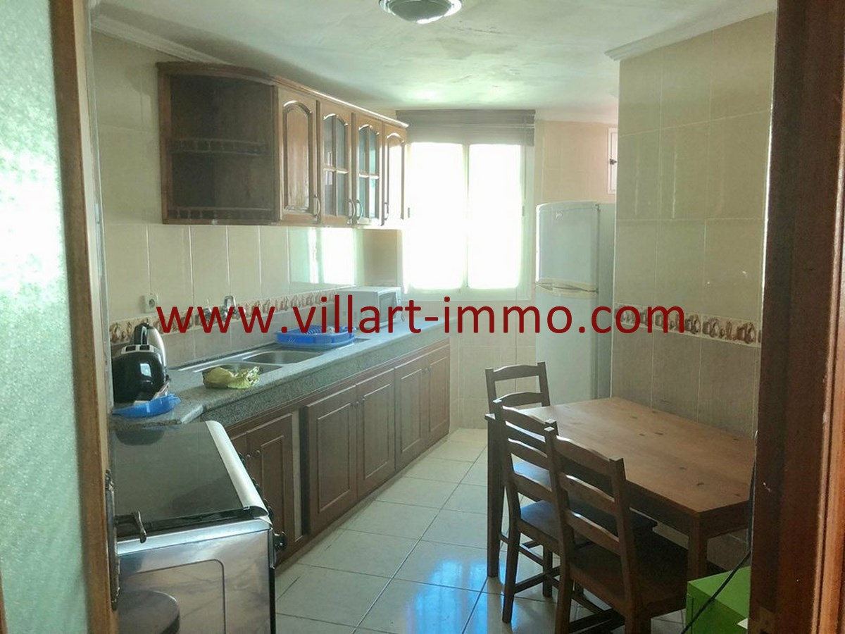 5-Vente-Appartement-Tanger-Centre Ville-Cuisine-VA539-Villart Immo