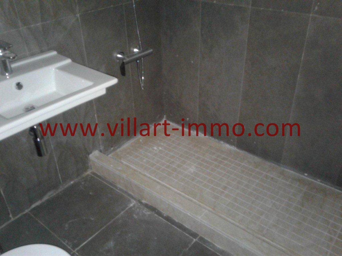 8-Vente-Appartement-Centre-ville-Tanger-Salle de bain 2-VA537-Villart Immo