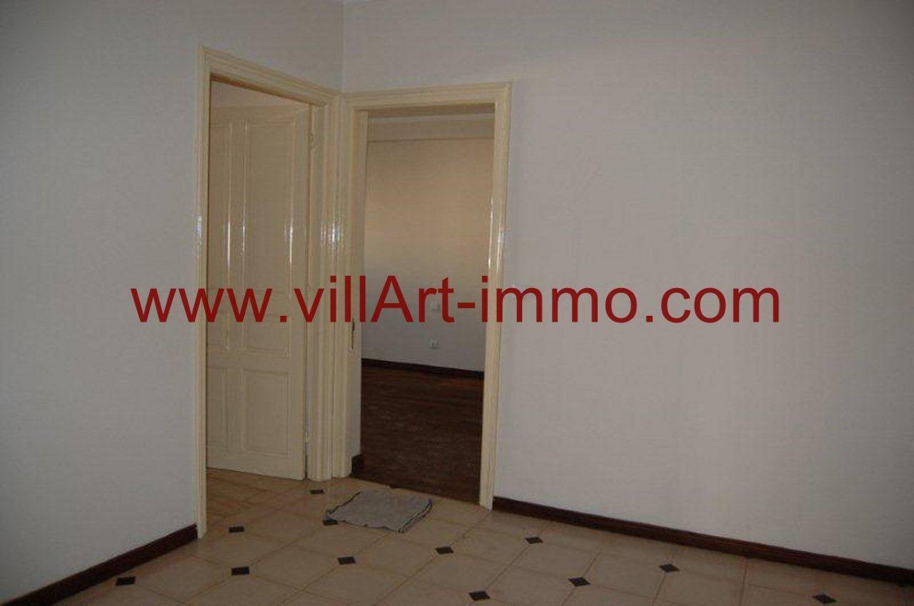 2-Vente-Appartement-Centre Ville-Tanger-Chambre à coucher 1-VA542-Villart Immo