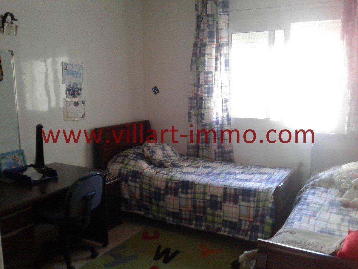 3-Vente-Appartement-Centre Ville-Tanger-Chambre 1-VA544-Villart Immo
