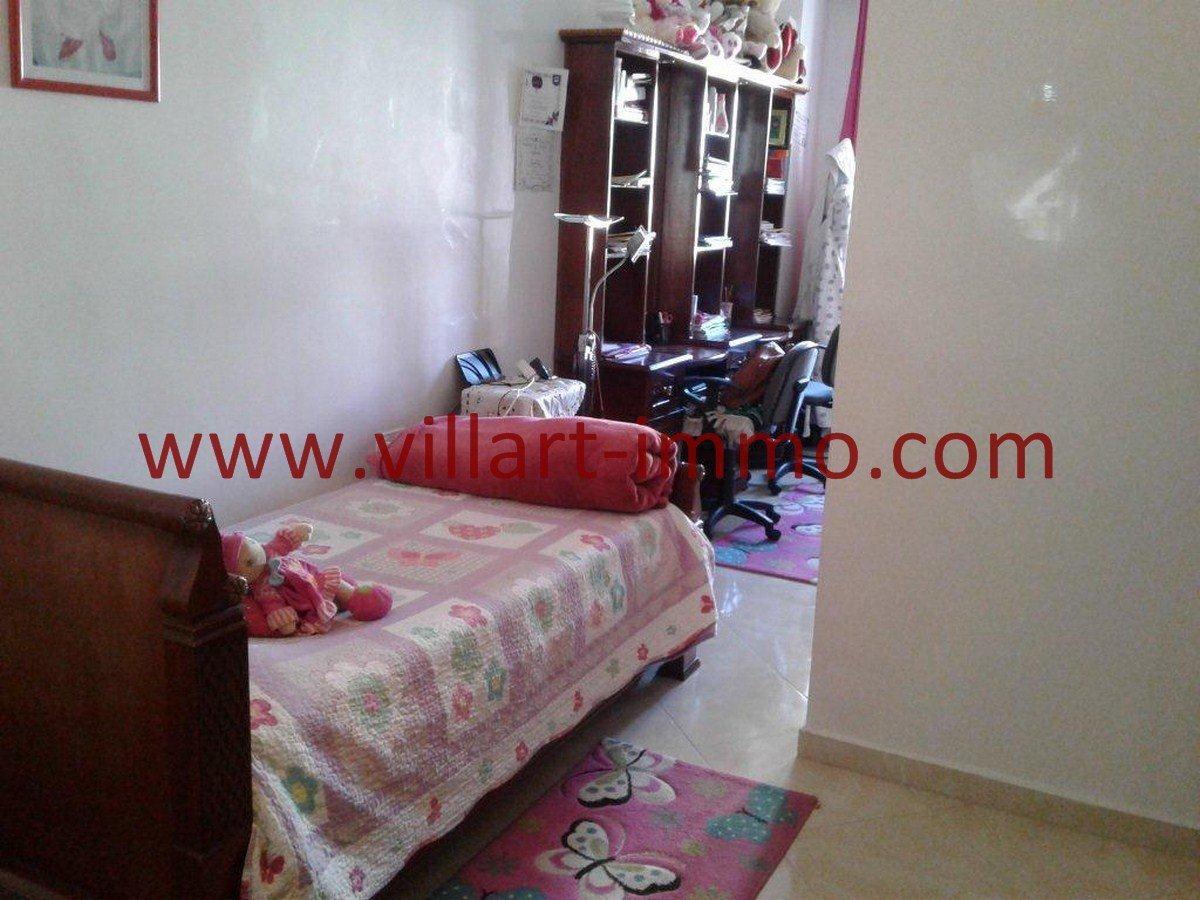 4-Vente-Appartement-Centre Ville-Tanger-Chambre 2-VA544-Villart Immo