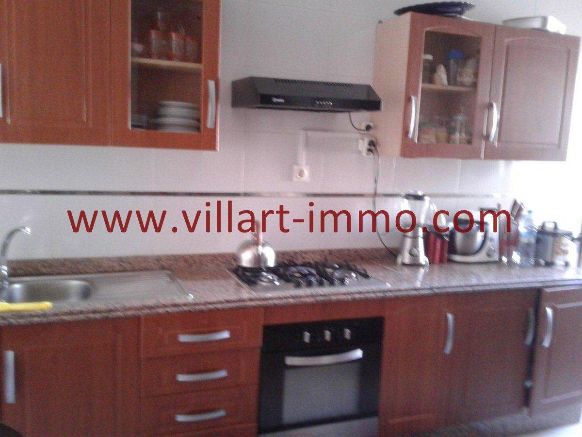 6-Vente-Appartement-Centre Ville-Tanger-Cuisine 1-VA544-Villart Immo
