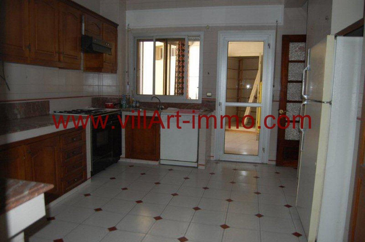 6-Vente-Appartement-Centre Ville-Tanger-Cuisine -VA542-Villart Immo