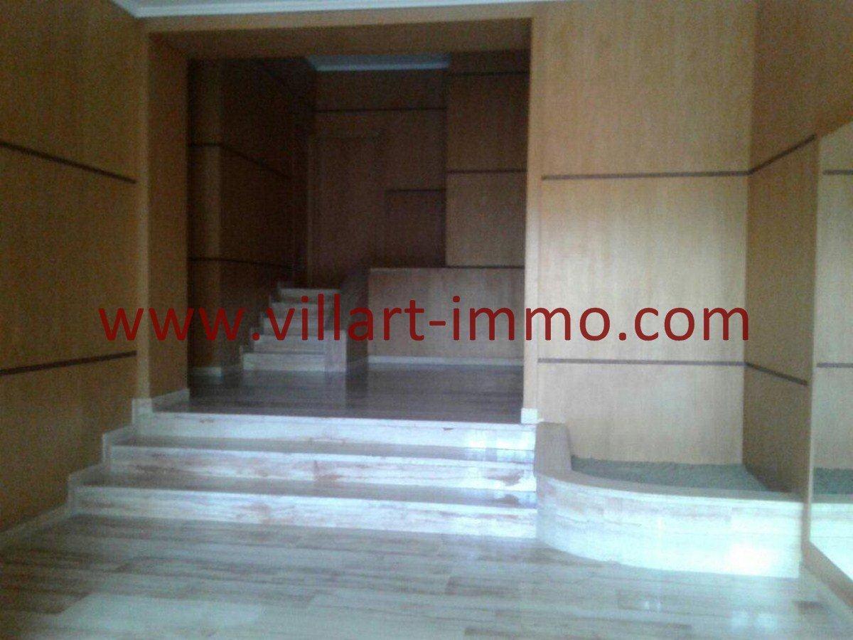 1-Vente-Appartement-Tanger-Malabata-Entrée-VA553-Villart Immo