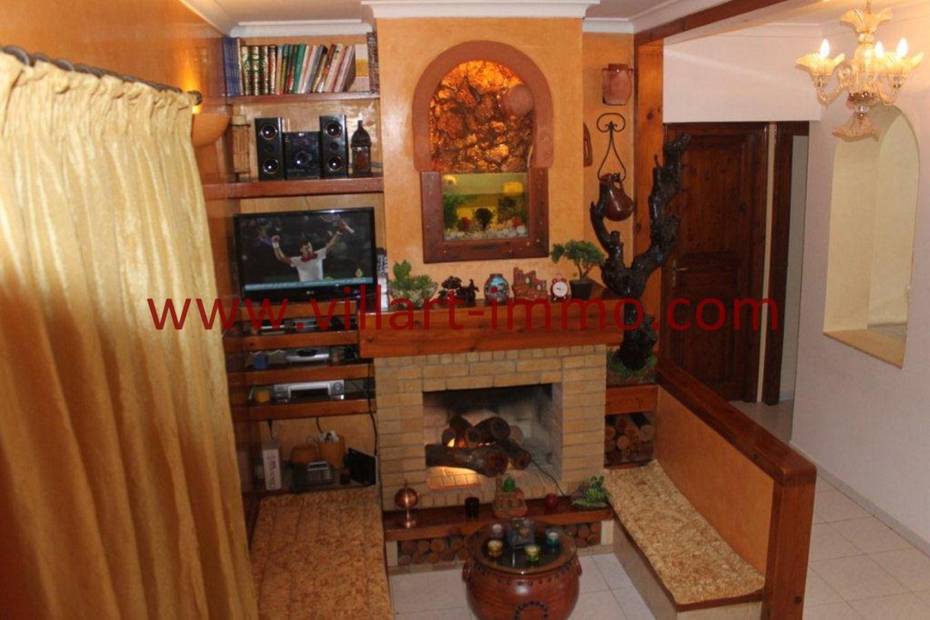 3-Vente-Appartement-Tanger-Dradab-Salon 3-VA549-Villart Immo