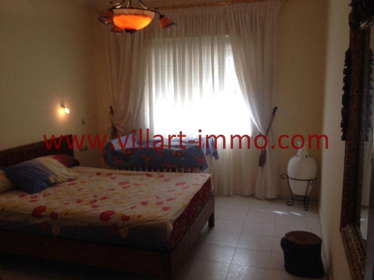 4-Vente-Appartement-Tanger-Dradab-Chambre à Coucher 1-VA549-Villart Immo