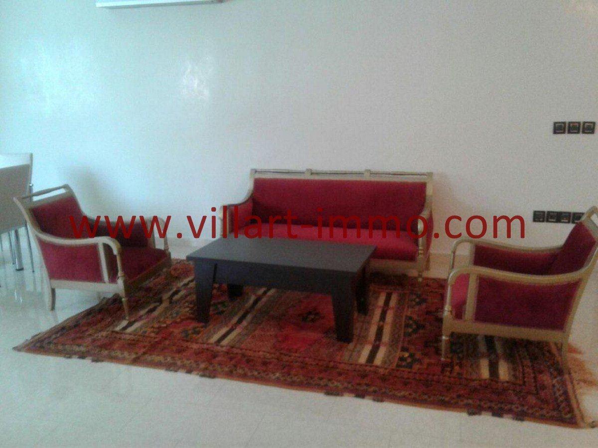 4-Vente-Appartement-Tanger-Hopitale espagnole-Salon 3-VA552-Villart Immo