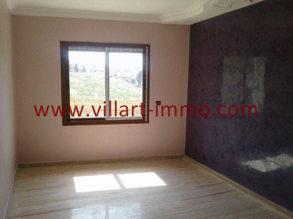 4-Vente-Appartement-Tanger-Malabata-Chambre à coucher 2-VA553-Villart Immo