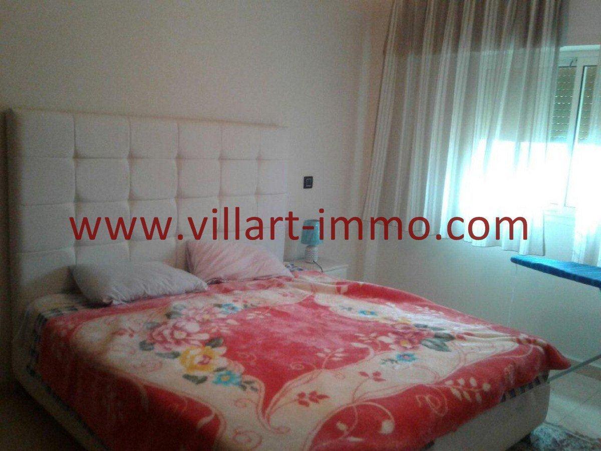 5-Vente-Appartement-Tanger-Hopitale espagnole-Chambre à coucher 1-VA552-Villart Immo