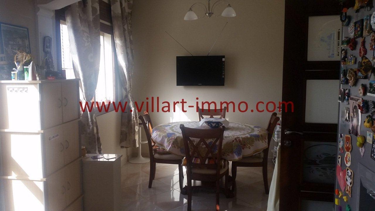 5-Vente-Appartement-Tanger-Moujahidine-Cuisine 2 -VA548-Villart Immo