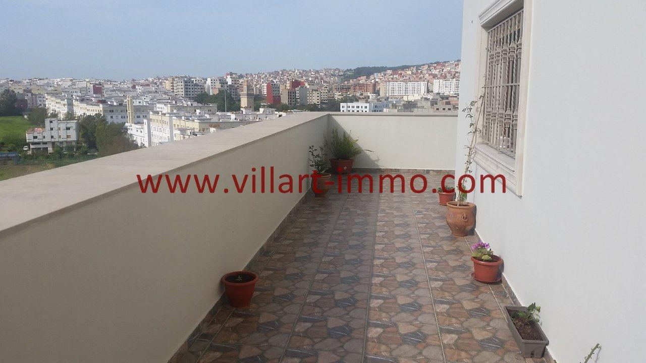 6-Vente-Appartement-Tanger-Moujahidine-Terrasse 2 -VA548-Villart Immo