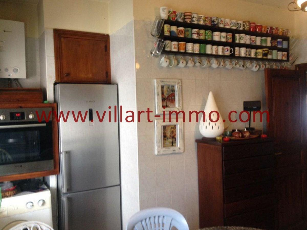 7-Vente-Appartement-Tanger-Dradab-Cuisine 2-VA549-Villart Immo